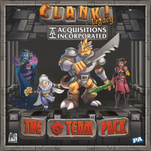 "Clank! Legacy: Acquisitions Incorporated – ""C"" Team Pack"