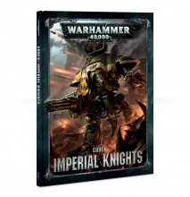 Codex: Imperial Knights 2018 (kniha)