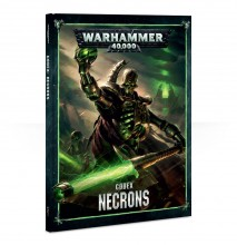 Codex: Necrons 2018 (kniha)