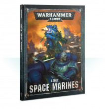 Codex: Space Marines 2019 (kniha)