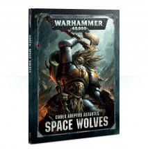 Codex: Space Wolves 2018 (kniha)