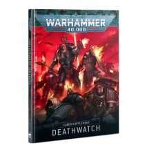 Codex Supplement: Deathwatch (kniha)