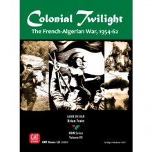 Colonial Twilight: The French-Algerian War, 1954-62