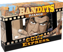 Colt Express Bandits Expansion- Django