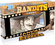 Colt Express Bandits Expansion- Ghost