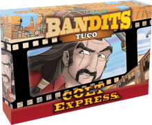 Colt Express Bandits Expansion- Tuco