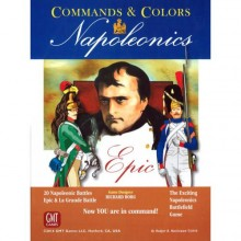 Commands & Colors Napoleonics: EPIC Napoleonics