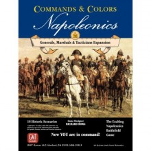 Commands & Colors Napoleonics: Generals, Marshals, Tacticians