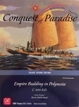 Conquest of Paradise Deluxe 2nd Edition