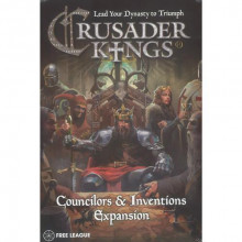 Crusader Kings: Councilors - Inventions Expansion