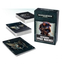 Datacards: Space Marines (Warhammer 40,000)