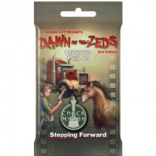 Dawn of the Zeds (Third edition): Expansion Pack #1 –  Stepping Forward