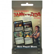 Dawn of the Zeds (Third edition): Expansion Pack #2 – New Player Blues Expansion
