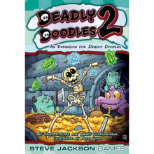 Deadly Doodles 2
