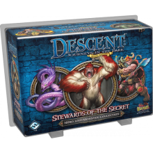 Descent (2nd Ed.): Stewards of the Secret