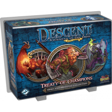 Descent (2nd Ed.): Treaty of Champions