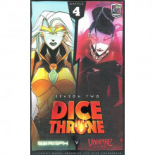 Dice Throne: Season Two – Vampire Lord v. Seraph