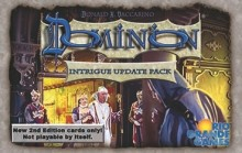 Dominion: Intrigue Upgrade Pack (anglicky)