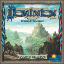 Dominion (Second Edition, anglicky)