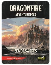 Dragonfire: Adventure Pack: Sea of Swords