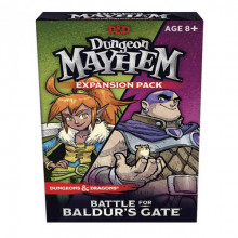 Dungeon Mayhem: Battle for Baldur's Gate