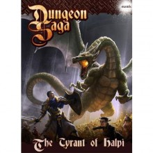 Dungeon Saga: The Tyrant of Halpi