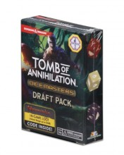 Dungeons & Dragons Dice Masters: Tomb of Annihilation -  Draft Pack