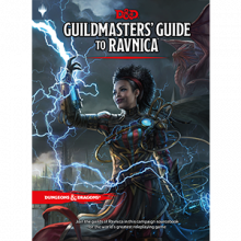 Dungeons & Dragons RPG: Guildmasters' Guide to Ravnica - Maps and Miscellany