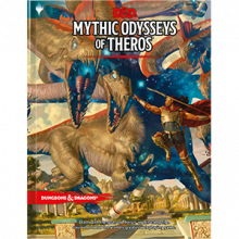 Dungeons & Dragons RPG: Mythic Odysseys of Theros