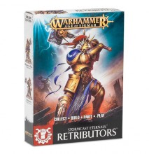 Easy To Build: Retributors