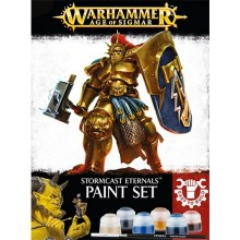 Easy to Build - Warhammer: Age of Sigmar Stormcast Eternals Paint Set