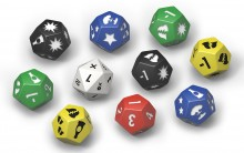Fallout: Wasteland Warfare Extra Dice set