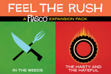 Fiasco 2nd Edition - Feel the Rush Expansion