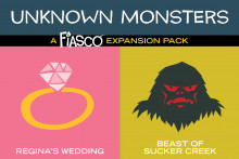 Fiasco 2nd Edition - Unknown Monsters Expansion