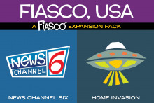 Fiasco 2nd Edition - USA Expansion