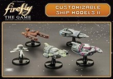 Firefly: The Game -  Customizable Ship Models 2