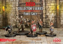 Force Grey - Collector's Series Figurky