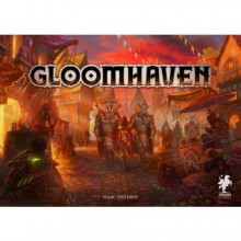 Gloomhaven (2nd edition, anglicky)