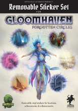 Gloomhaven: Forgotten Circles - Removable Stickers