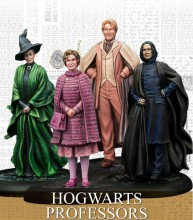 Harry Potter Miniatures Adventure Game - Hogwarts Professors