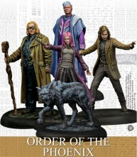 Harry Potter Miniatures Adventure Game - Order of the Phoenix