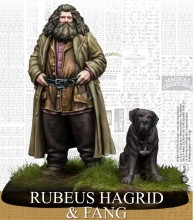 Harry Potter Miniatures Adventure Game - Rubeus Hagrid