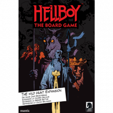 Hellboy: The Board Game – The Wild Hunt Expansion