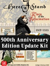 Here I Stand (500th Anniversary Reprint Edition) Upgrade Kit