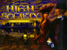 High Society - Eygle Gryphon Edition