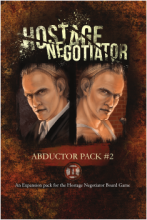 Hostage Negotiator: Abductor pack 2