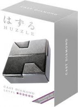 Huzzle: Cast Diamond