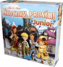 Jízdenky prosím! Junior (Ticket to Ride Junior CZ)