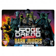 Judge Dredd: Helter Skelter – Dark Judges