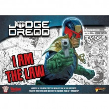 Judge Dredd: I am the Law – Starter Set